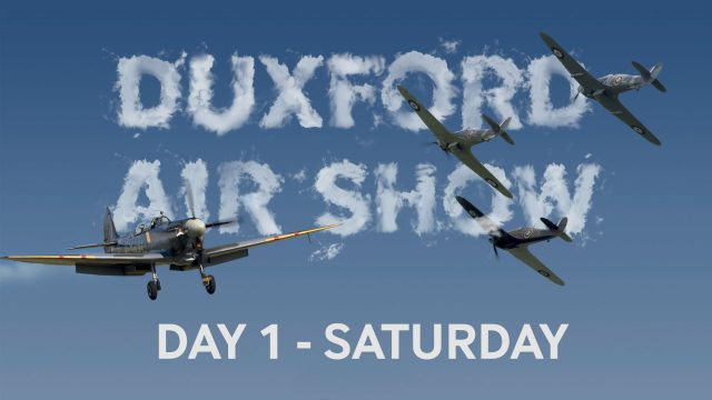 Duxford Battle of Britain Airshow 2018 DAY 1 - SATURDAY