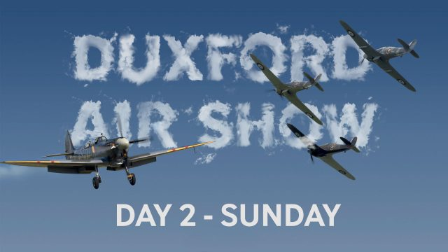 Duxford Battle of Britain Airshow 2018 DAY 2 - SUNDAY