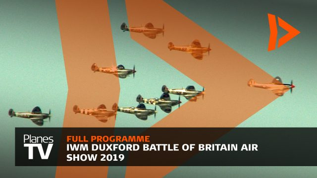 IWM Duxford Battle of Britain Airshow 2019