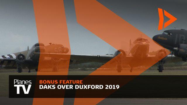 Daks over Duxford 2019