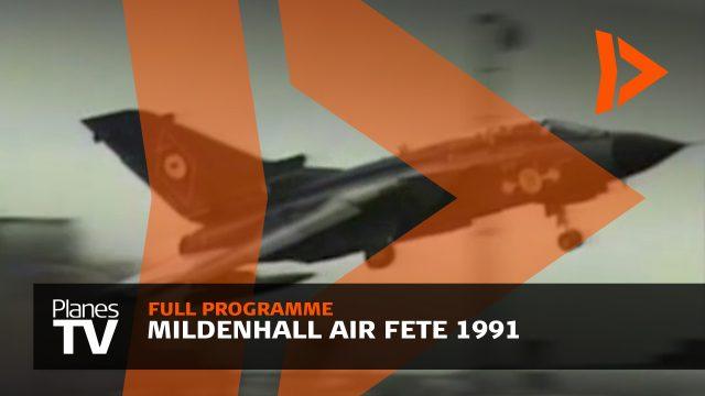 Mildenhall Air Fete 1991