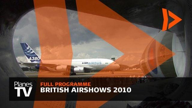British Airshows 2010