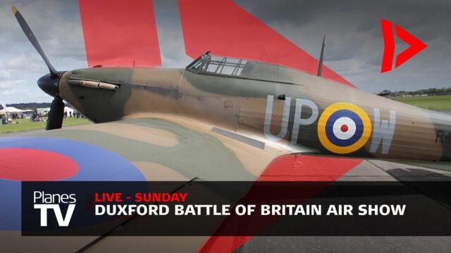 IWM Duxford Battle of Britain Air Show 2021 - SUNDAY